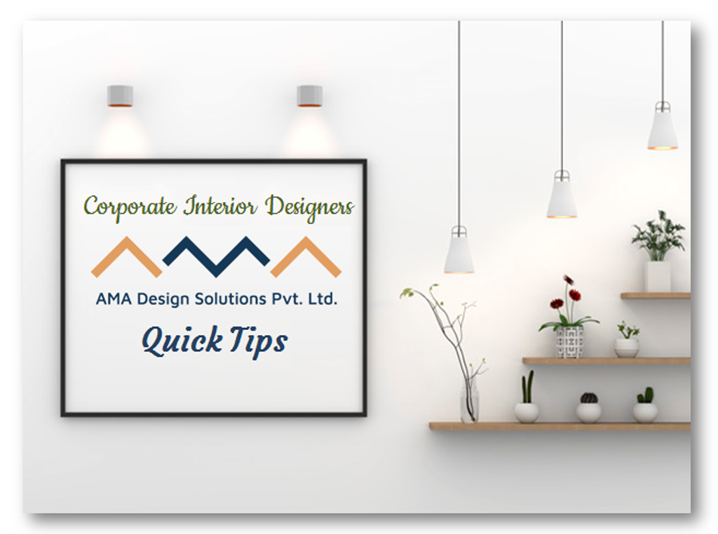 Corporate Interior Designing Tips: A Bare Necessity for Professional Growth